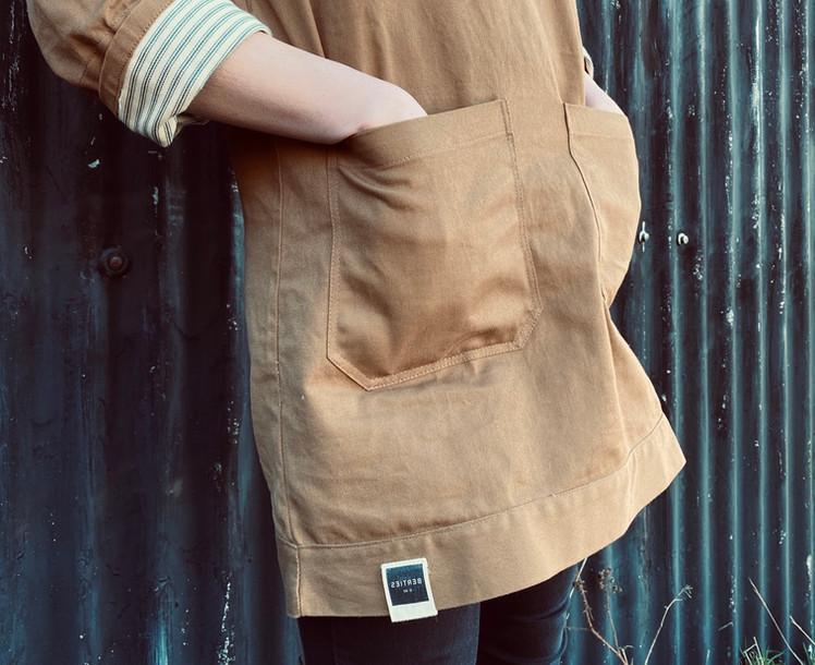 Smock Dress | Arkwright
