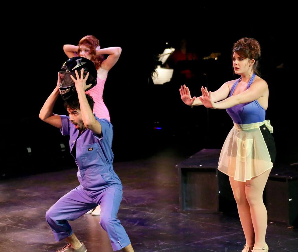 HELLDRIVERS OF DAYTONA (A New Musical) at Texas Musical Theatre Workshop, Austin