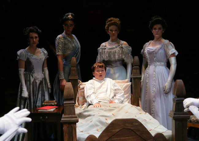 THE SECRET GARDEN at Mary Moody Northen Theatre, Austin
