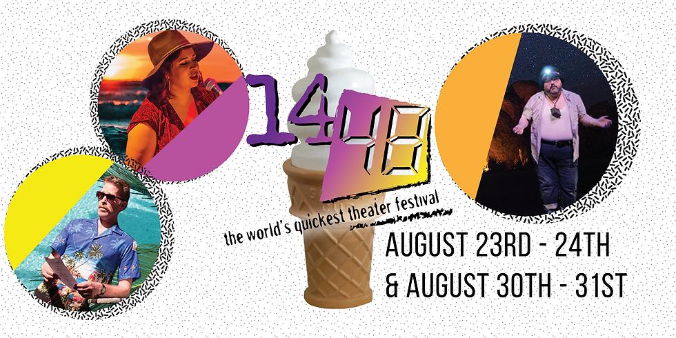 14/48: The World's Quickest Theater Festival   SEATTLE, WA