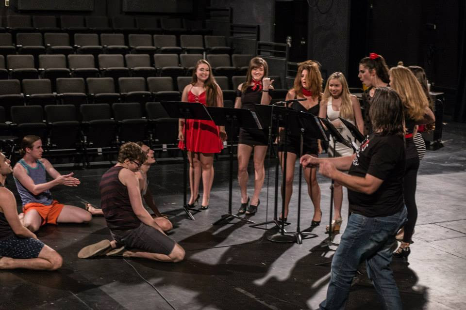 HELLDRIVERS OF DAYTONA (A New Musical) at Texas Musical Theatre Workshop, Austin