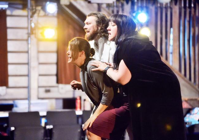 14/48: The World's Quickest Theatre Festival