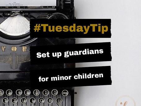 #TuesdayTip - Nominate Guardians