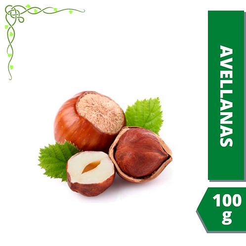 Avellanas (100 g)