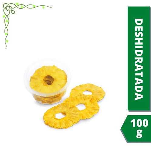 Piña deshidratada (100 g)