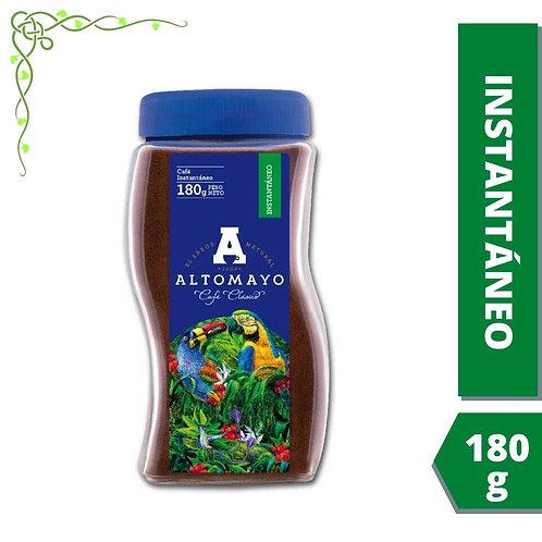 Café instantáneo Altomayo
