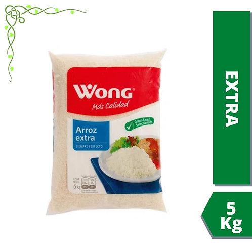 Arroz extra Wong