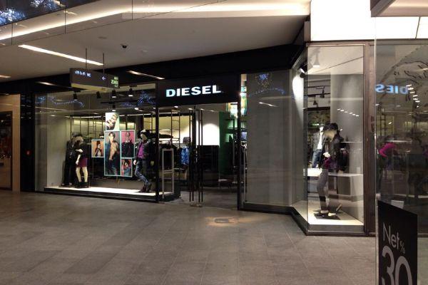 Next Lavel Avm - Diesel Mağazası