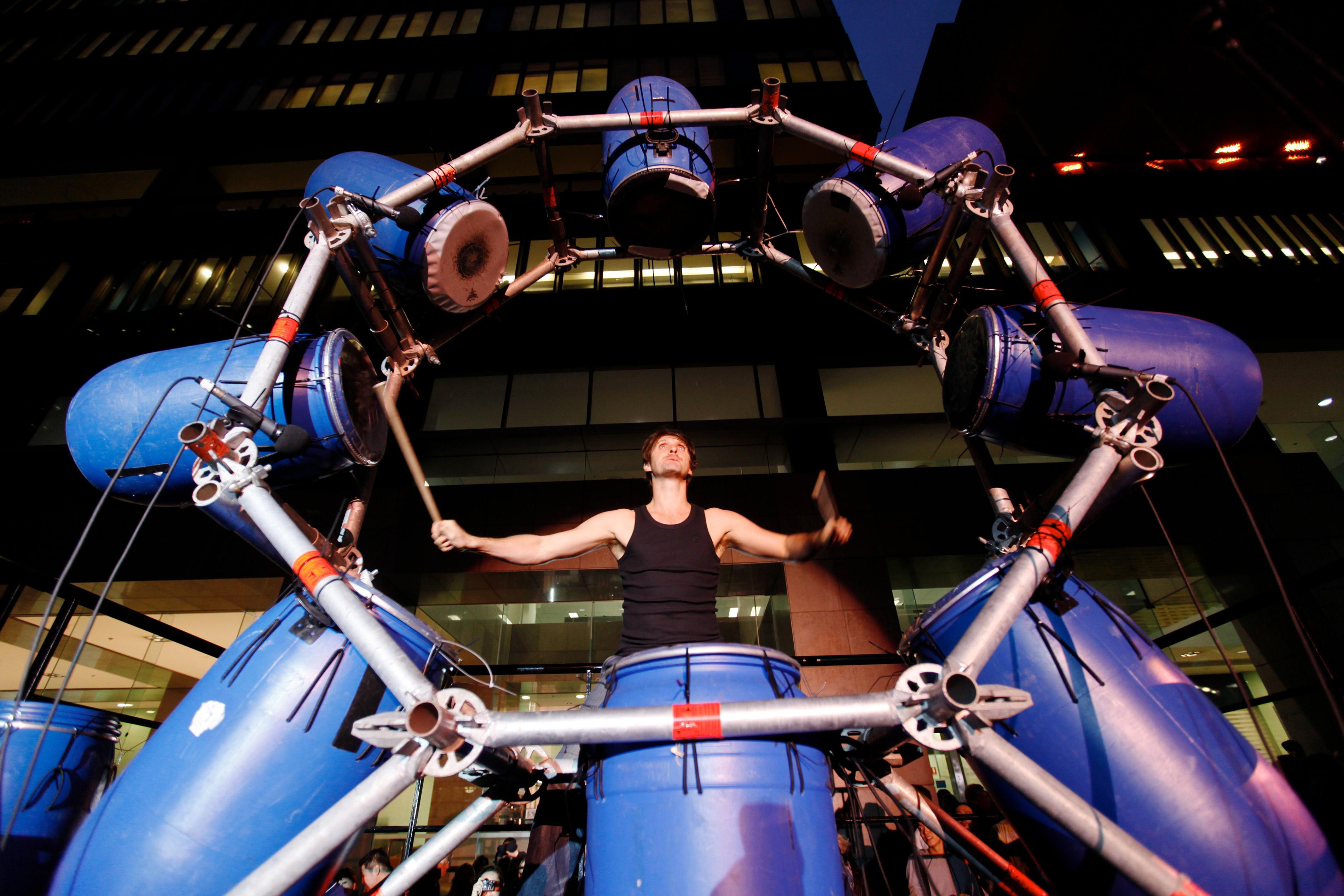 Art & About Sydney Launch
