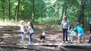 Forest play
