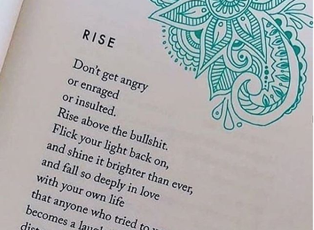 How to rise quickly and flick your light back on