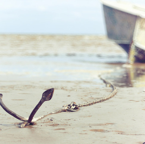 Remember what anchors you to stay calm