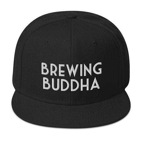Brewing Buddha Snapback Hat