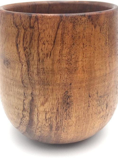 Wooden Espresso Cup