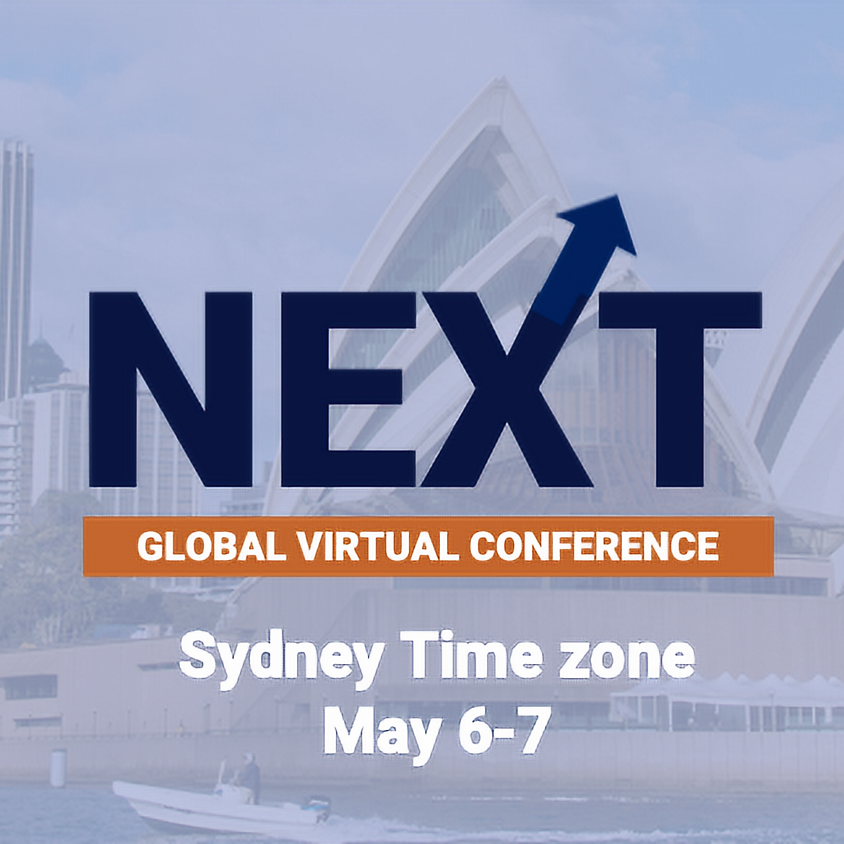 NEXT Global Virtual Conference™   (1)
