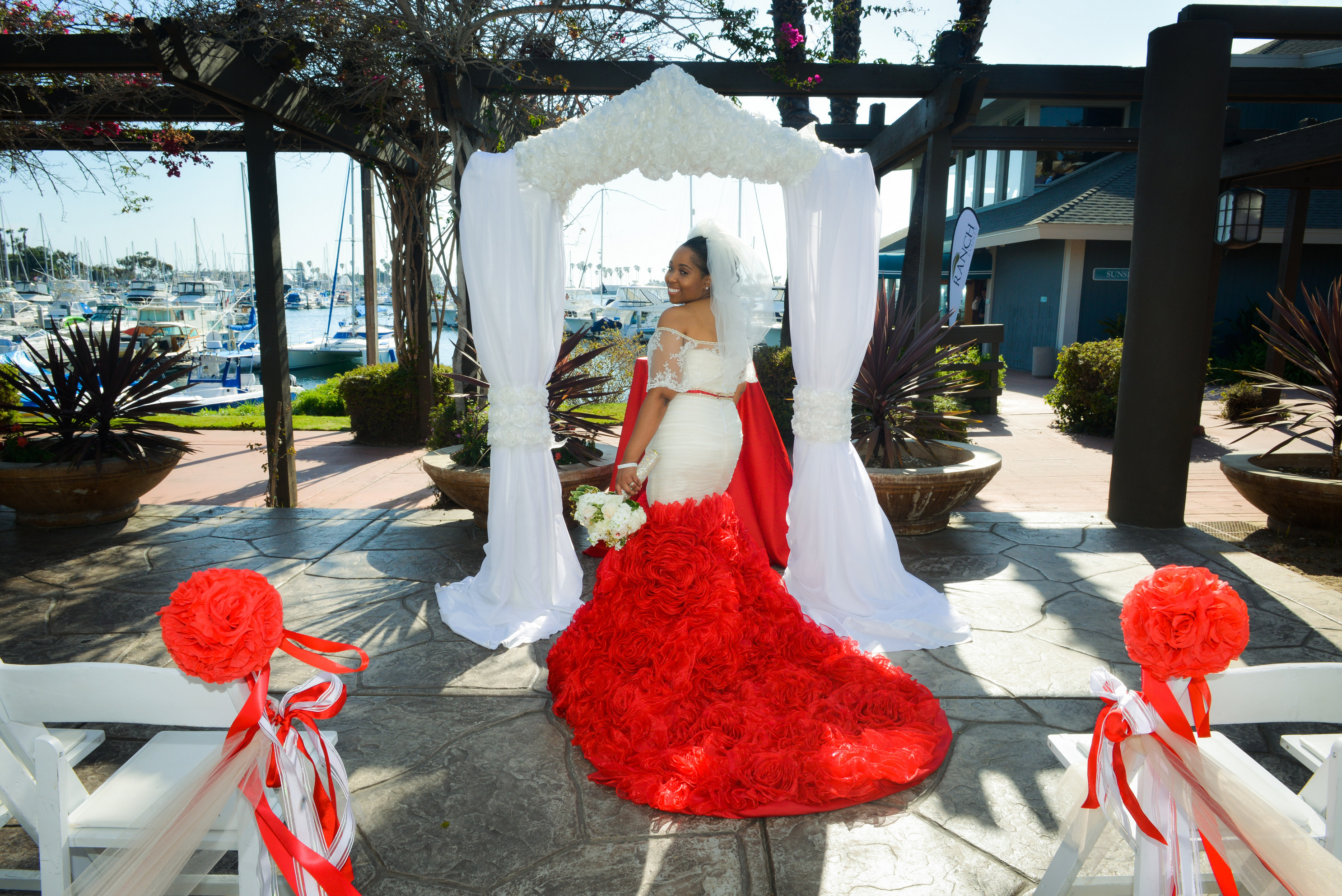Mink Couture Custom Bridal