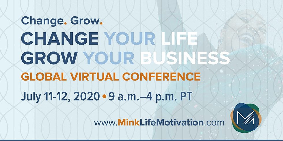 Change Your Life Grow Your Business