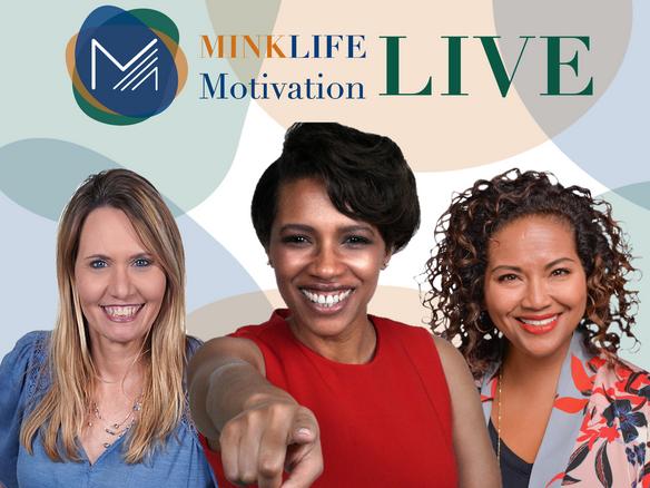"""MinkLife Motivation""""s LIVE Talk Show"""