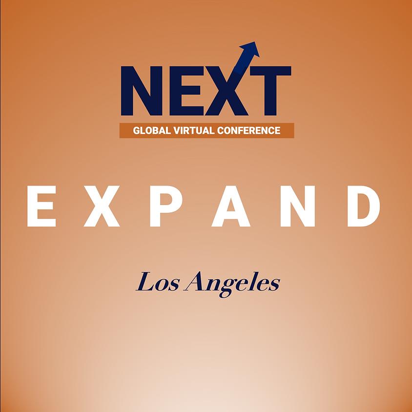 NEXT Global Virtual Conference™   - EXPAND LA