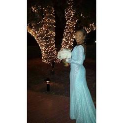 Mink Couture Custom Prom Dress