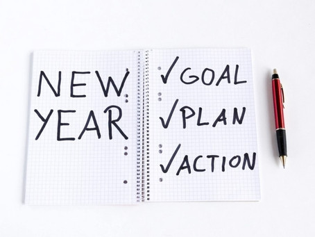 Top New Year's Resolutions and How to Achieve Them