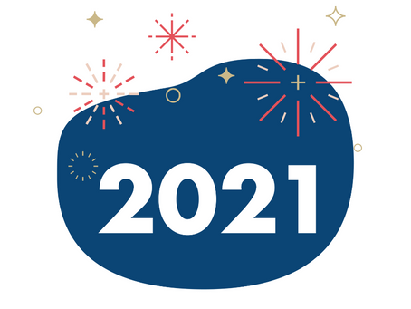 Welcome 2021! Learning to Outsource Your Goals