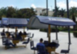 Solar Worktables UAE