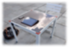 Solar Camping Table UAE
