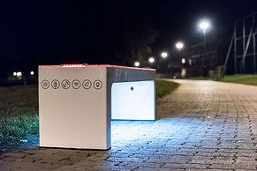 Solar Bench UAE