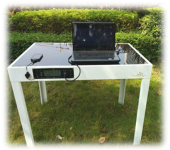 Solar Portable Table UAE