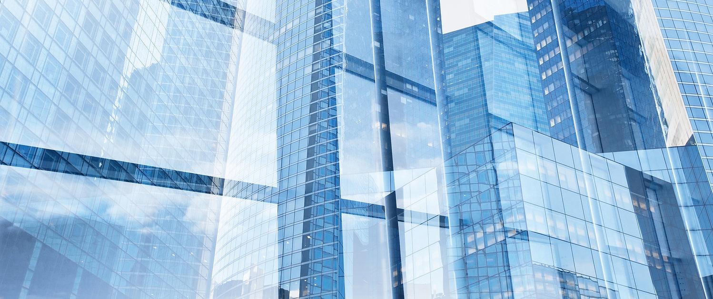 Edificios de vidrio