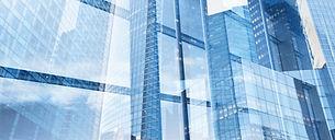 Edifícios de vidro