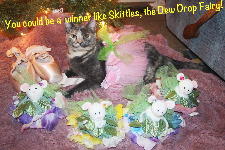 Winner Week 1: Skittles