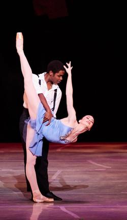 Rebecca Cornett and Michael McGonega