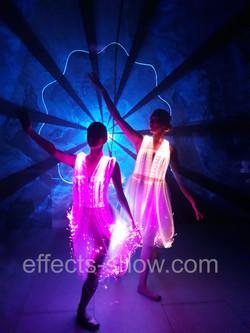 Световые балерины