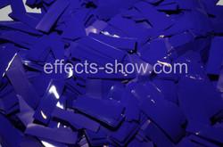 Конфетти темно фиолетовый