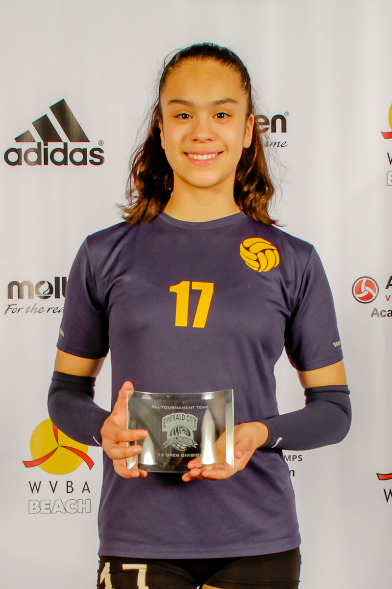 15 All-Tournament