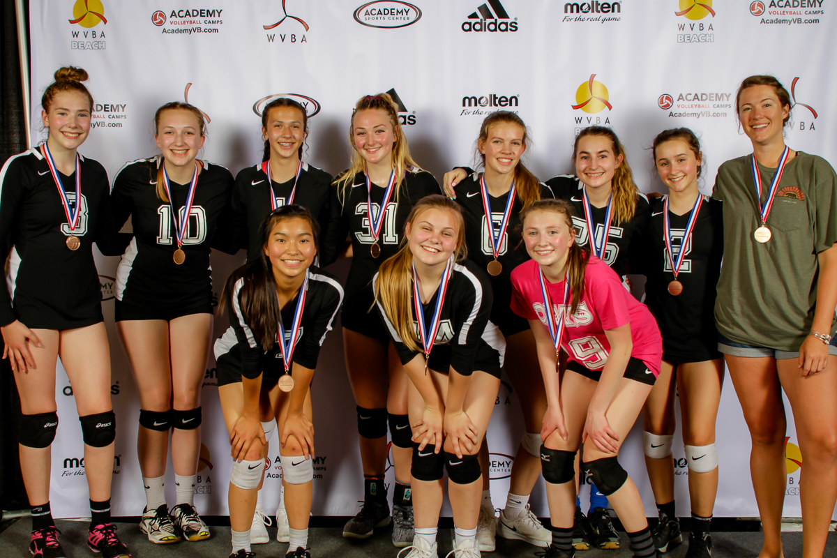 16 Club 1st Bronze