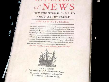 La invención de las noticias