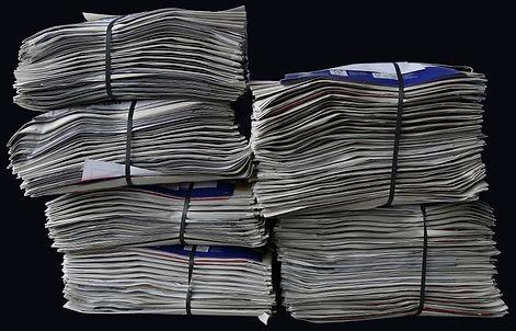 newspapers Wolfgang Eckert.jpg