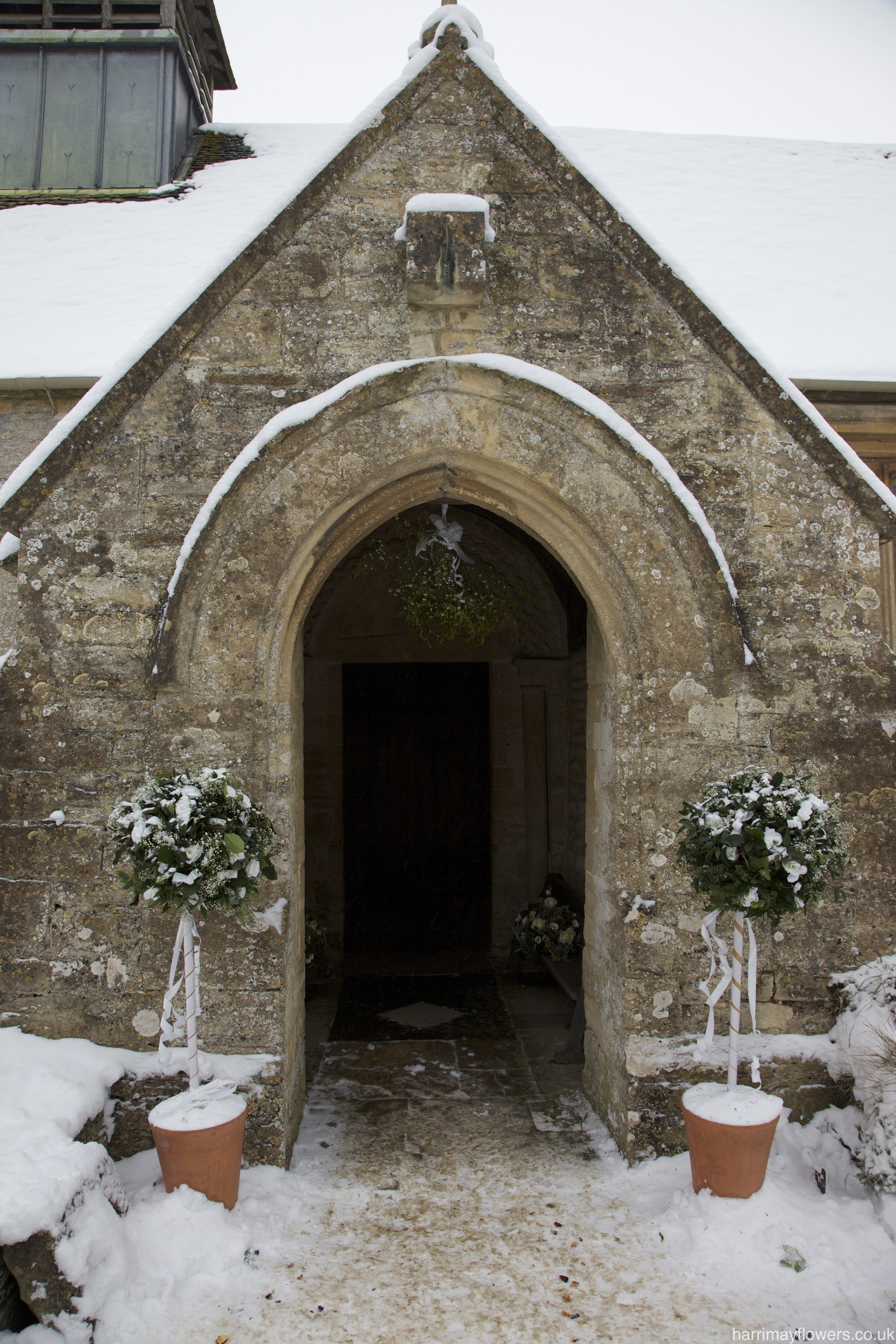 Cotswold Wedding Florist| Burford|