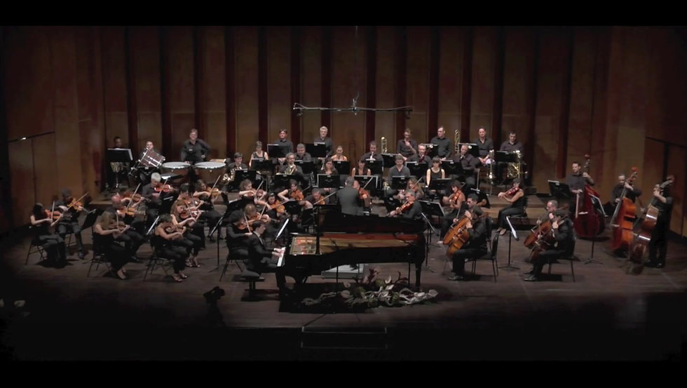 Lucas Krupinski - First Prize at San Marino Piano Competition