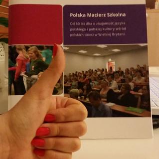 Relacja z corocznej konferencji nauczycieli polskich szkół sobotnich organizowanej przez Polską Maci