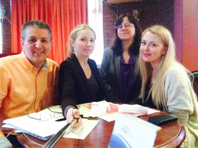 Janusz Kulczycki, Kasia Franas, Maksi Kozińska, Monika Ozgovercin