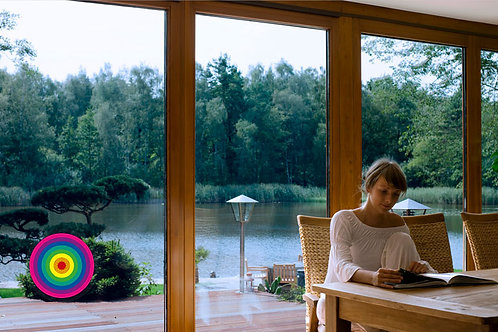 Aurasan Fensterfolie