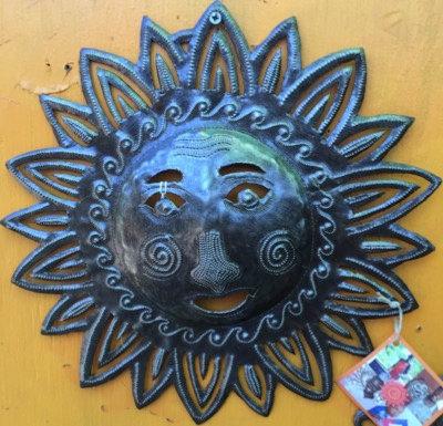 Metal Sun - Large