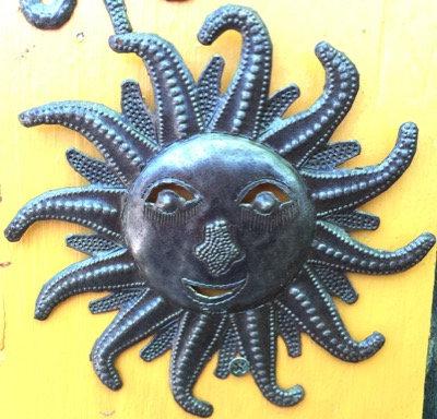 Metal Sun - Small
