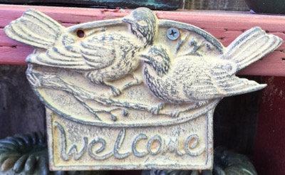 Birds Welcome