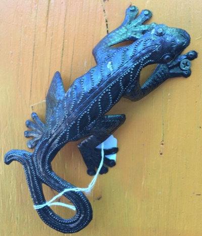 Metal Lizard