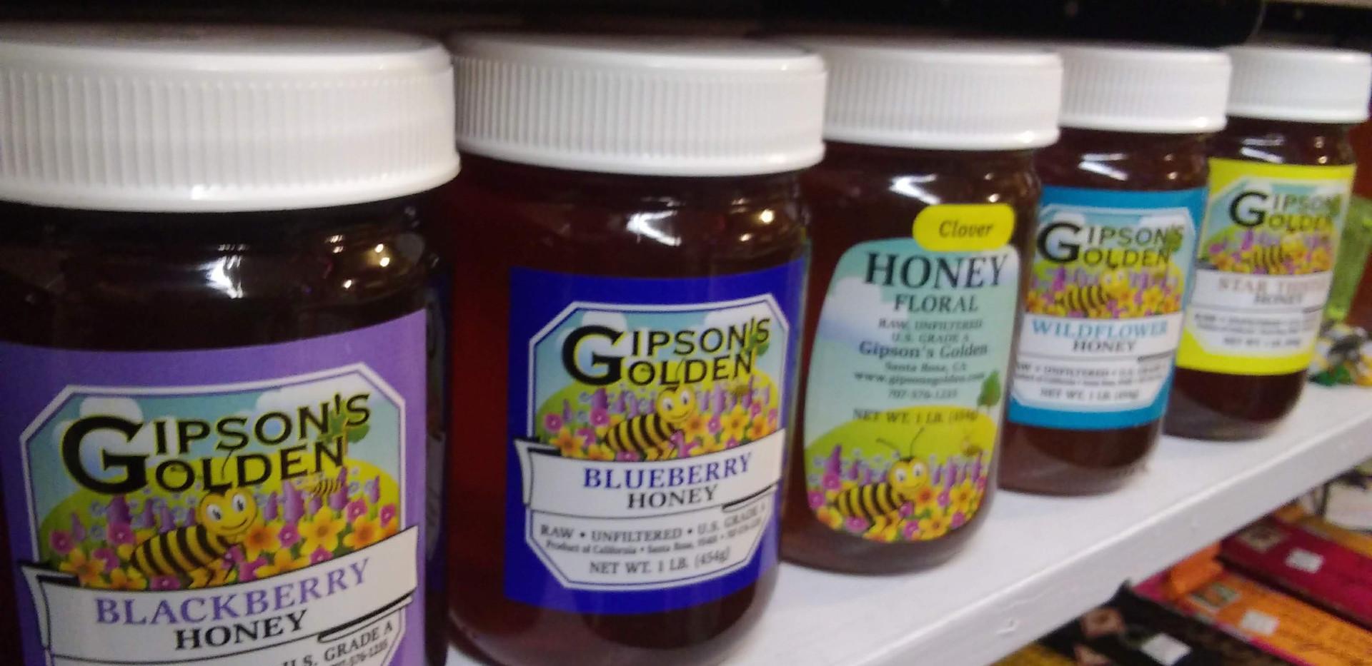 Sonoma County Honey